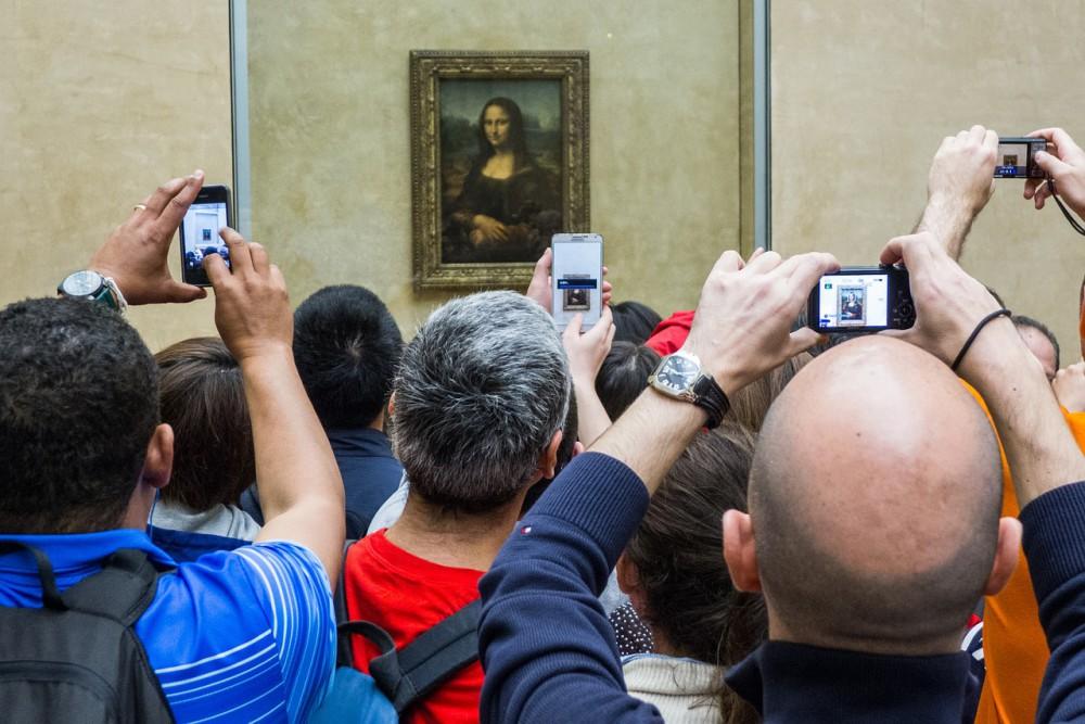 Музеи Парижа работают в выходные